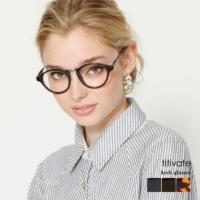 ティティベイト アーチメガネ