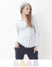 ティティベイト ブロードクレリックシャツ