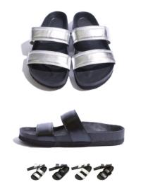 コンフォートダブルベルトサンダル【ファッション・アパレル 靴レディース】/大人女性へおすすめスタイルを提案するプチプラカジュアル通販のティティベイト(titivate) 公式通販/titivate(ティティベイト)/LJP0318/ljp0318