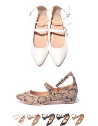 アンクルストラップポインテッドパンプス【ファッション・アパレル 靴レディース】/大人女性へおすすめスタイルを提案するプチプラカジュアル通販のティティベイト(titivate) 公式通販/titivate(ティティベイト)/ANJP0436/anjp0436