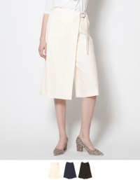ポケット付きスカーチョ/スカーチョ/スカンツ【メール便可/100】【ファッション・アパレル レディースパンツ】/大人女性へおすすめスタイルを提案するプチプラカジュアル通販のティティベイト(titivate) 公式通販/titivate(ティティベイト)/ANXP0888/anxp0888