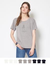 3パターンゆるTシャツ【メール便可/50】