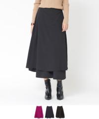 フレアラップスカート【ファッション・アパレル レディーススカート】/大人女性へおすすめスタイルを提案するプチプラカジュアル通販のティティベイト(titivate) 公式通販/titivate(ティティベイト)/AOXP1171/aoxp1171
