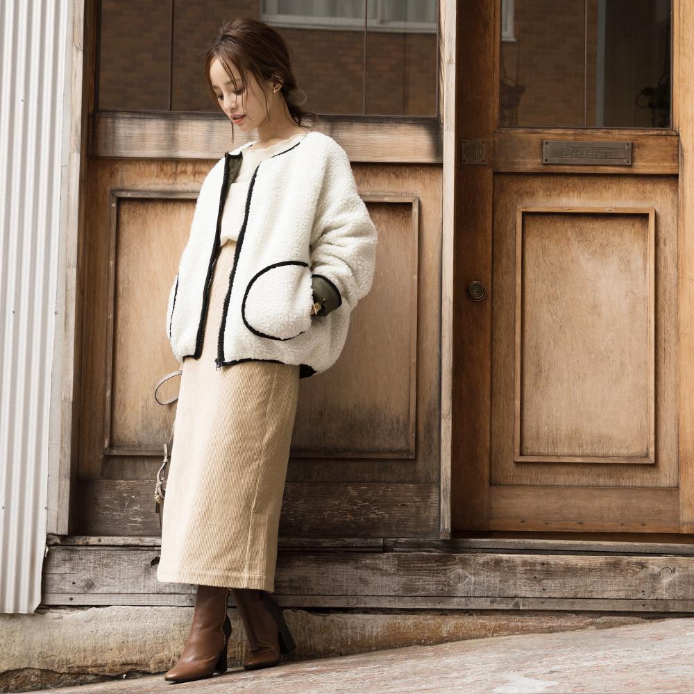akikotanaka 18aw 02 - 田中亜希子さん着用商品企画はプチプラ通販サイトの「titivate」
