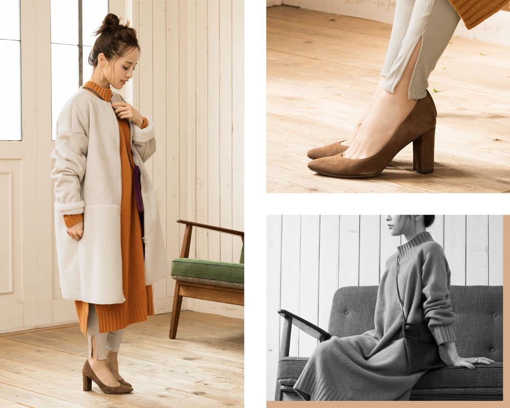 akikotanaka 18aw 18 - 田中亜希子さん着用商品企画はプチプラ通販サイトの「titivate」