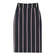 レジメンタルストライプタイトスカート